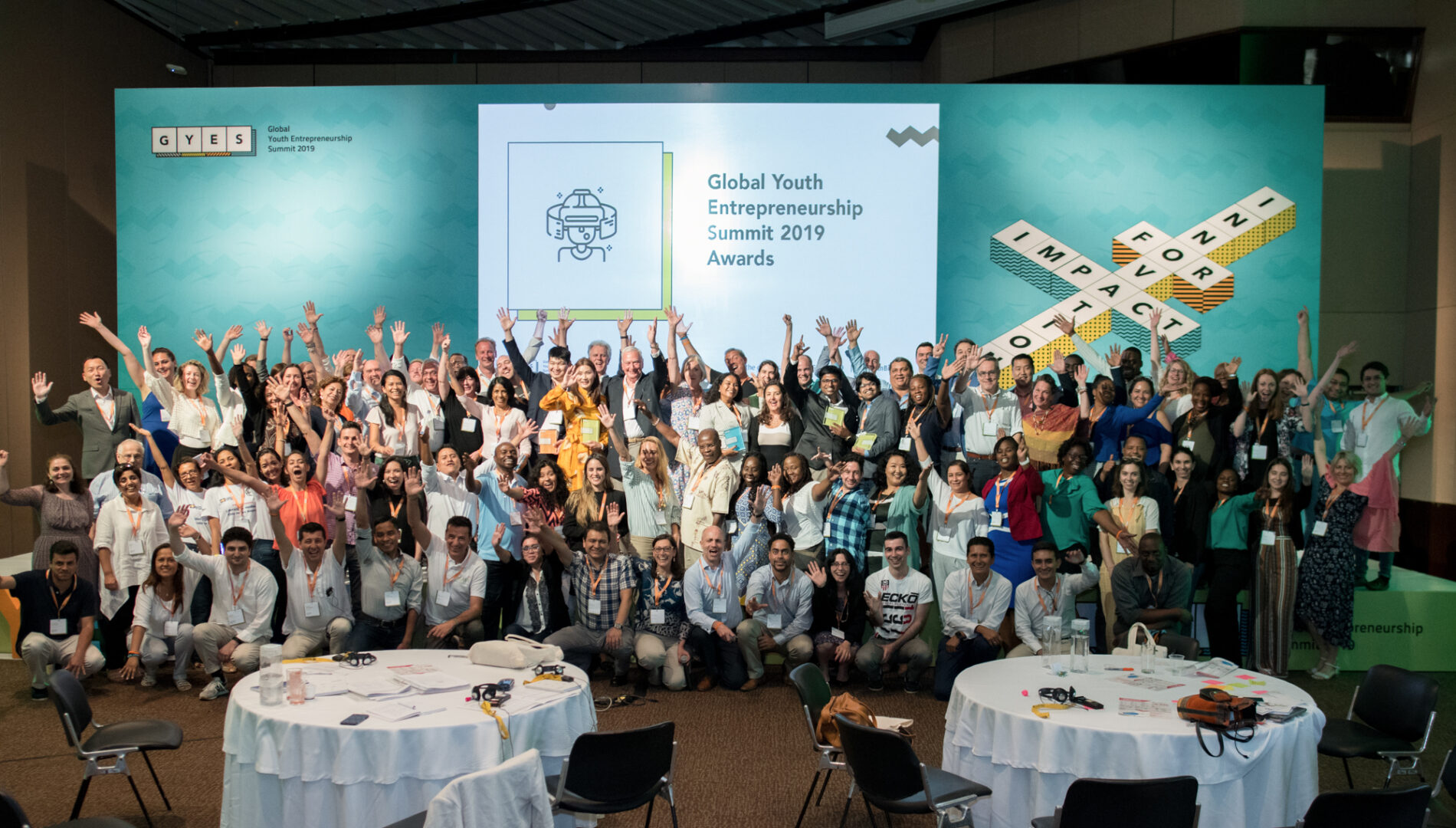 Global Youth Entrepreneurship Summit 2019