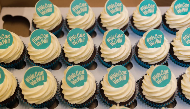 #WeCanWeWill - Cupcakes