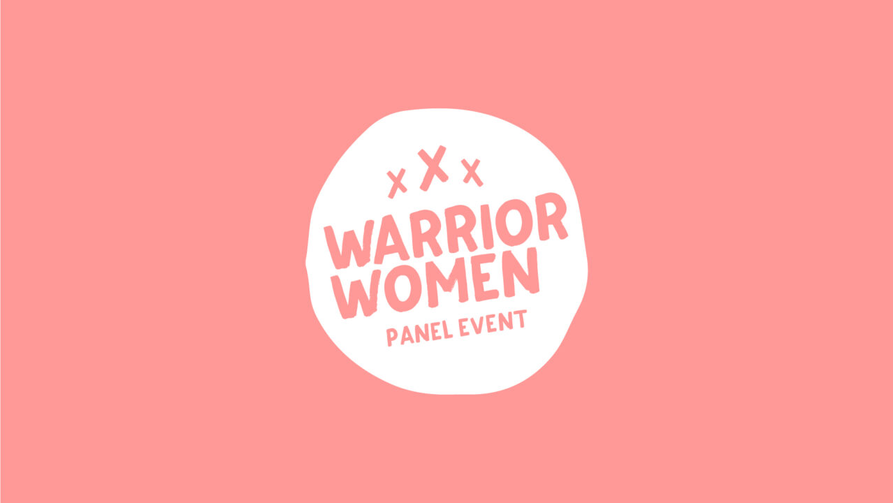 Warrior Women - Panel event