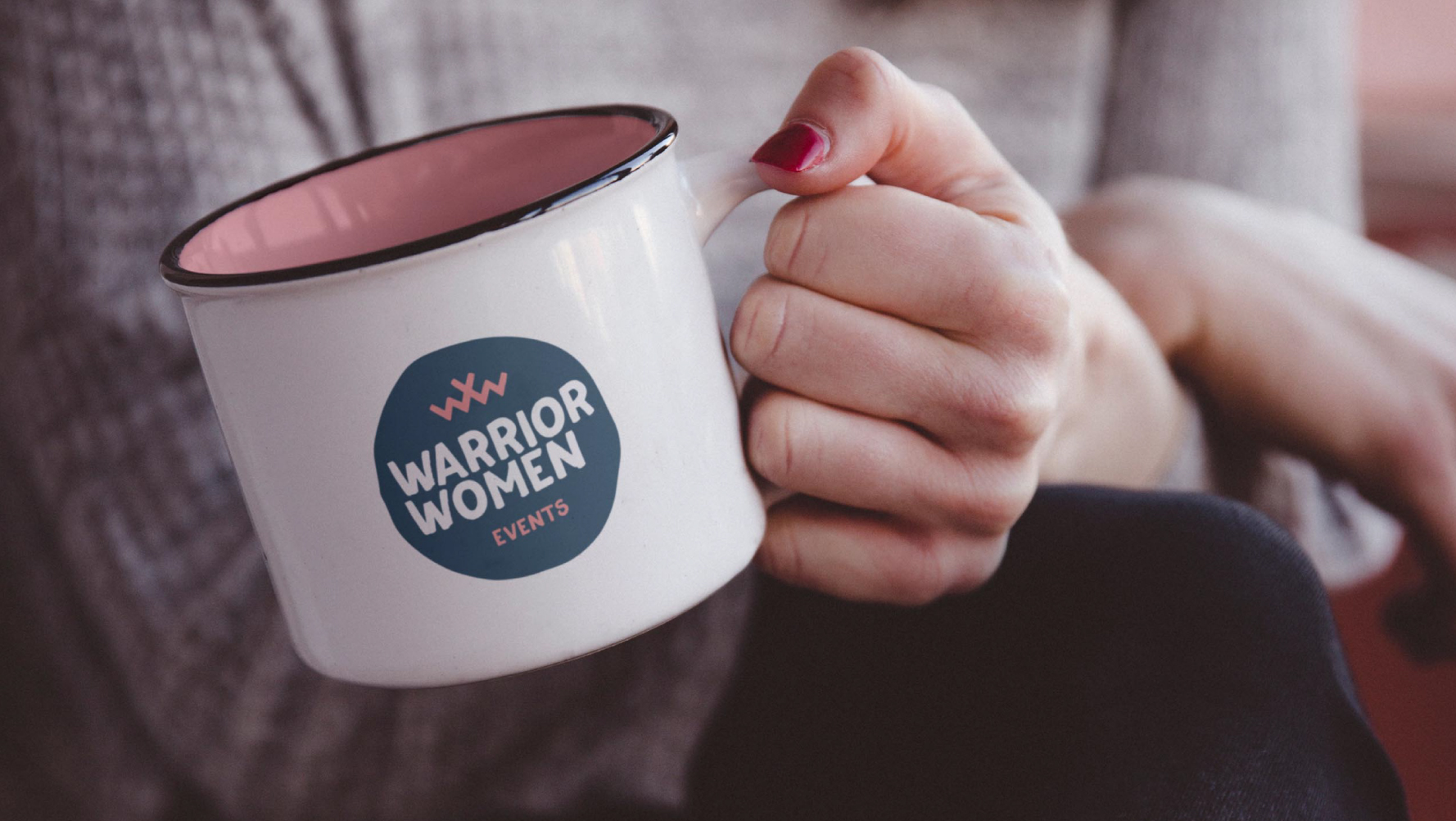 Warrior Women - Mug