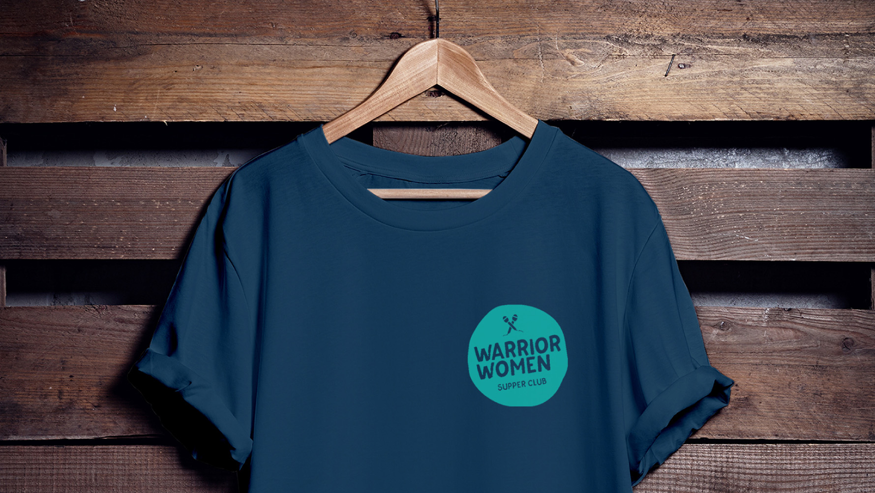 Warrior Women - Branded T-shirt