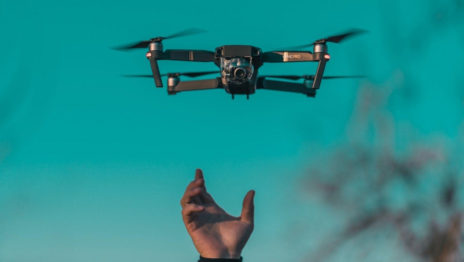 THALES drone