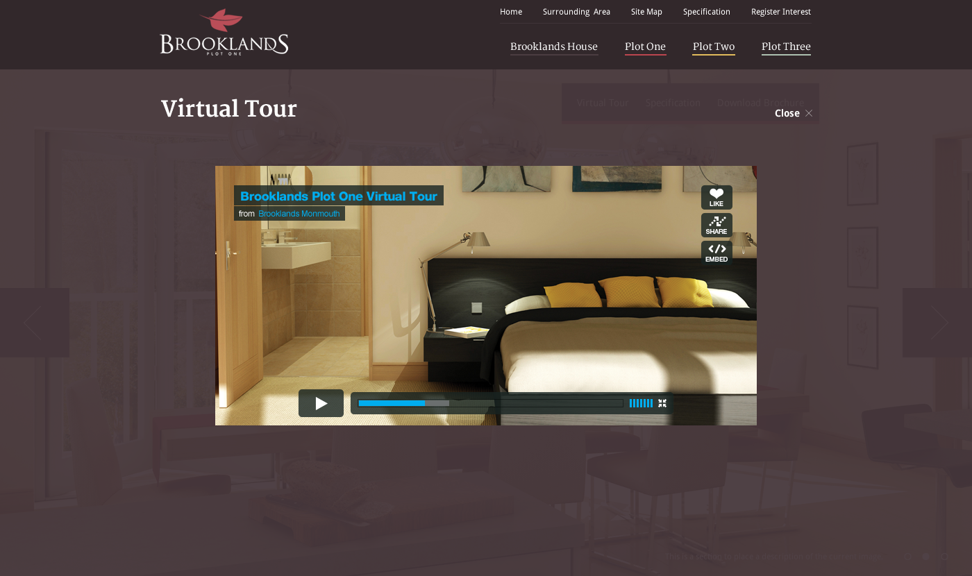 Brooklands Monmouth Virtual Tour