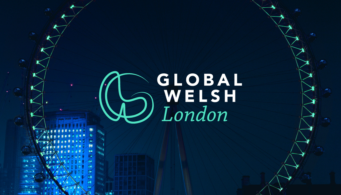 GlobalWelsh - London Hub logo
