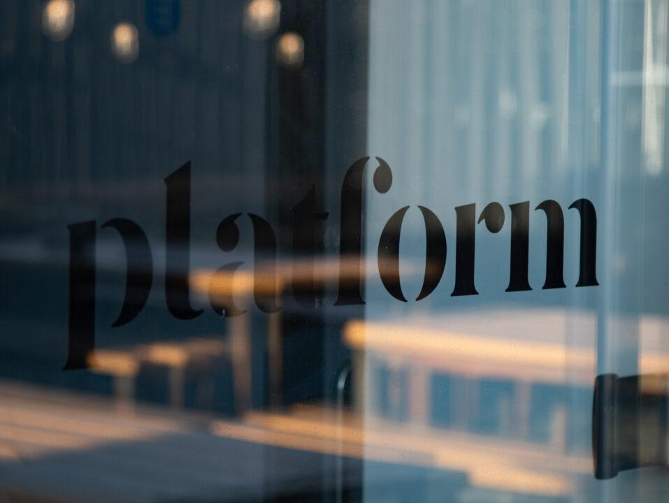 Exciting news - Platform logo