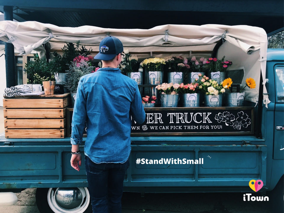 StandWithSmall - Social Post