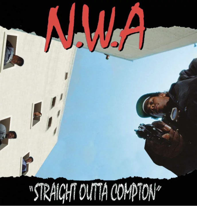 N.W.A Album - 6 Feet Covers - Blue Stag Selects March