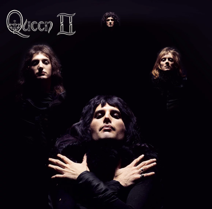 Queen - 6 Feet Album Covers - Blue Stag Selects March