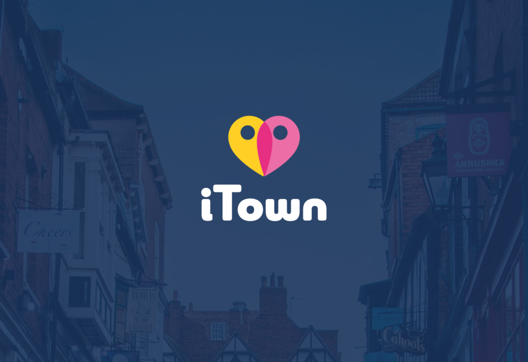 iTown logo